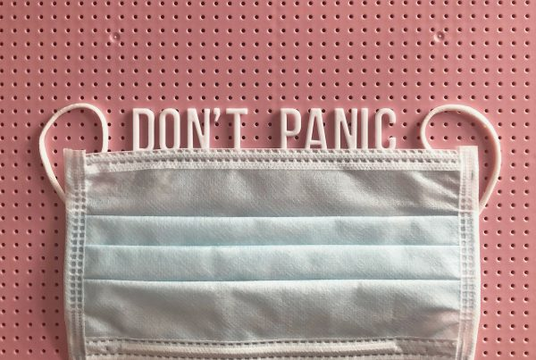 don't panic face mask pandemic covid-19 fashion coco pr may blog public relations singapore